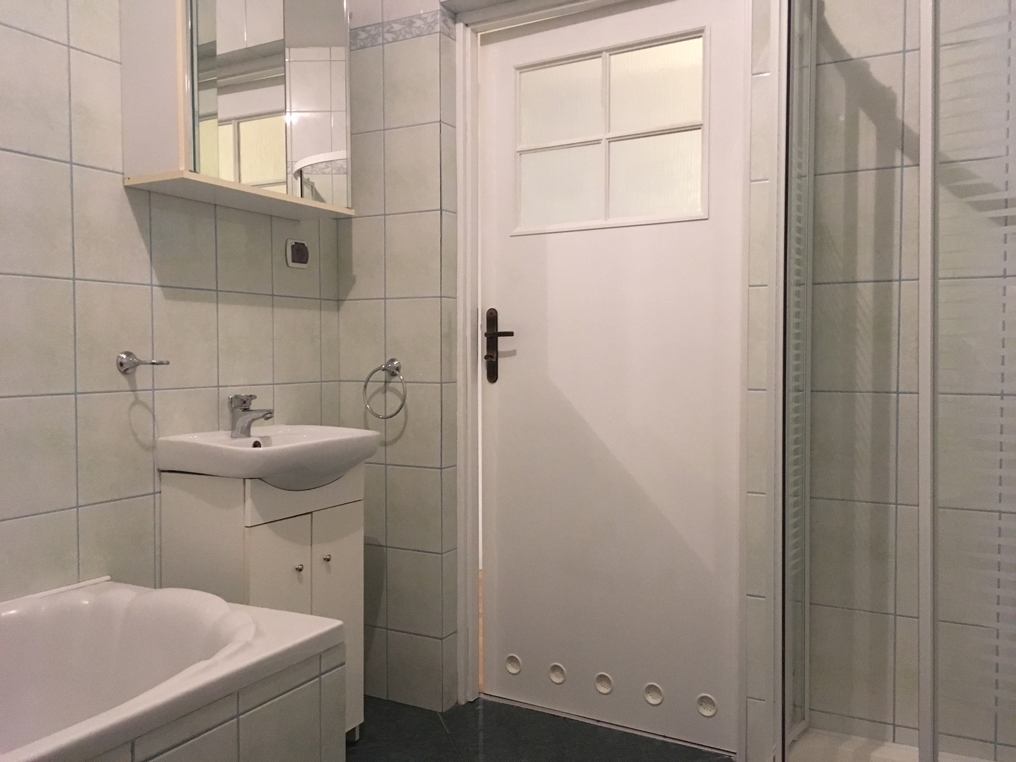 łazienka - piętro