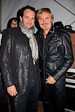 Henri und Nik P.