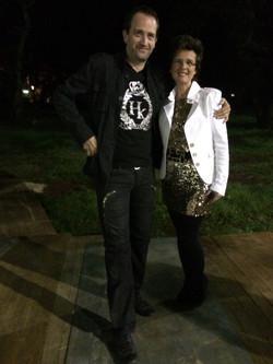 Henri und Monika Martin