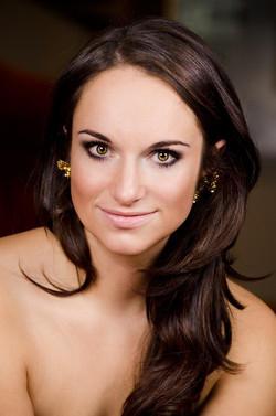 Claudia close-up