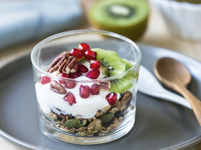 Energy-Boosting Additions to Your Morning Yoghurt