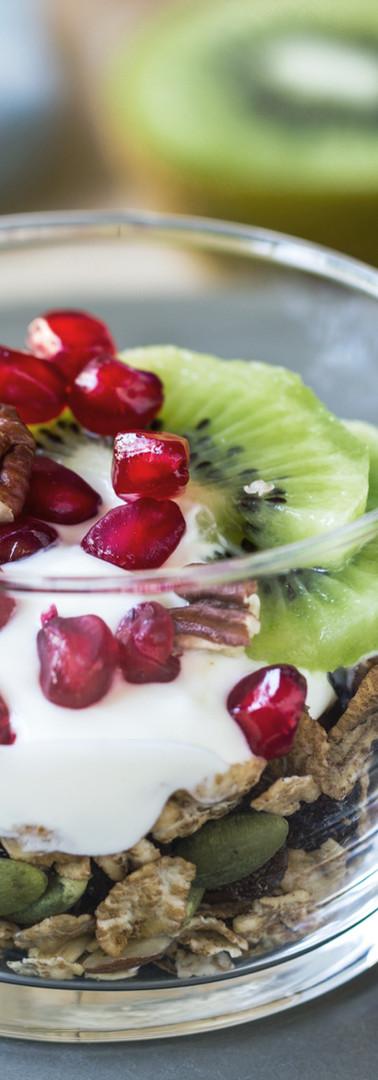 gesundes Joghurt
