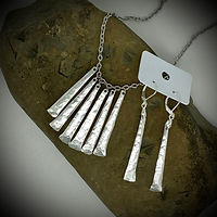 Silverware Jewelry Sets