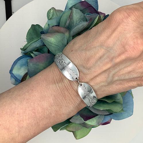 Royal Rose Spoon Bracelet