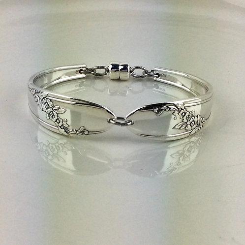 Queen Bess II Spoon Bracelet