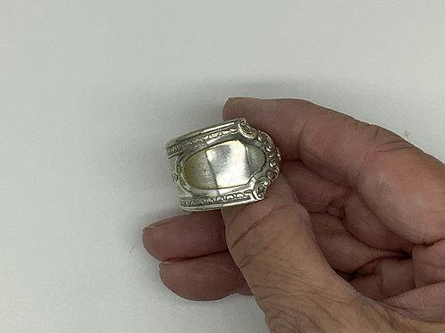 Spoon Ring Shield Type