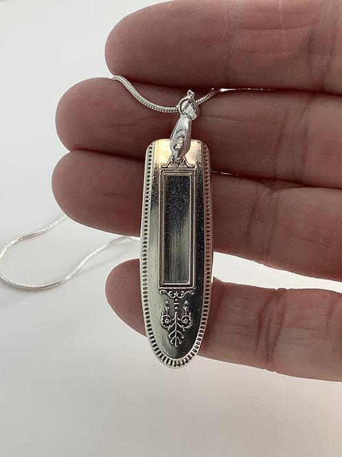 Grosvenor Silverware Necklace