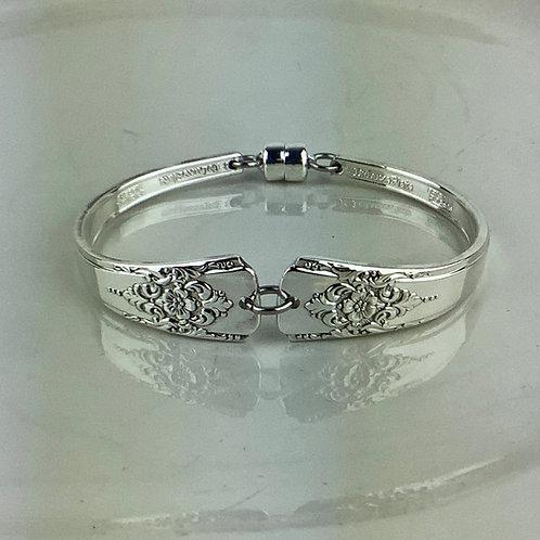 Mountain Rose Silverware Bracelet