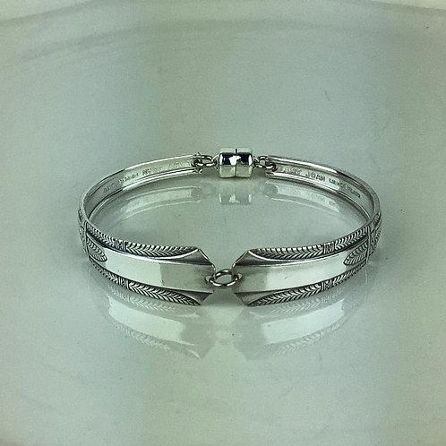 Lady Joan Silverware Bracelet
