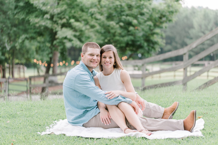 Serenbe Engagement Photographer | Kayla Duffey Photography