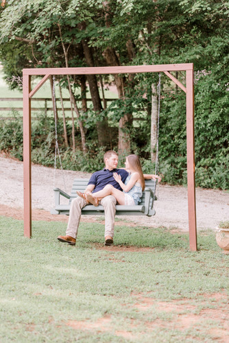 LaGrange Engagement Photography | Kayla Duffey Photography