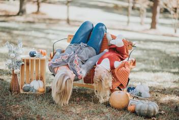 Newnan Fall Mini Sessions | Kayla Duffey Photography