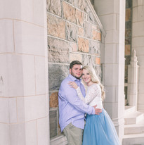 Kayla Duffey Photography | Engagement Photography | Berry College Engagement Session