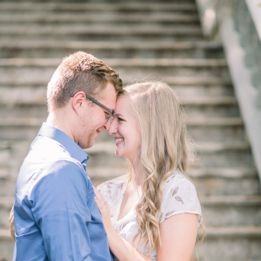 Kayla Duffey Photography | Lifestyle Engagement Photographer | Serenbe Photo Sessions