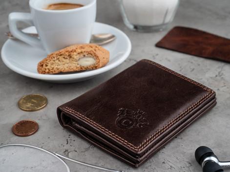 Carlobolaget RFID-säkrade plånböcker