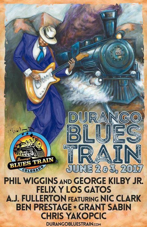 Durango Blues Train 2017!