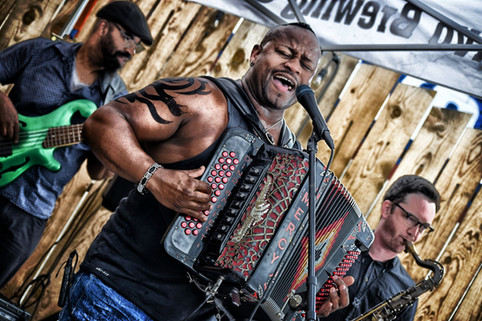 First Annual Accordion Fest, RAGING SUCCESS!