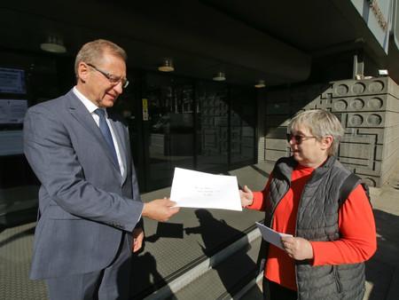 SBC and A Group of Activists Meet with The Danish Ambassador