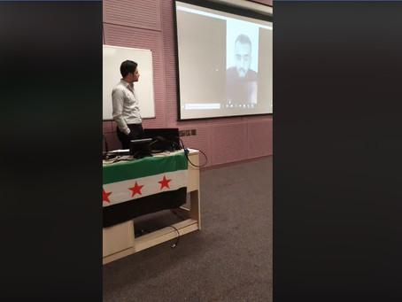 What's happening in Idlib? A conversation with Hadi Al-Abdullah