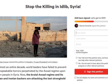 Please Sign and Share!
