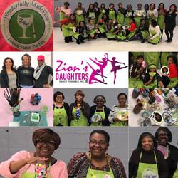 Zion's Daughters Dance Ensemble Inc Sip