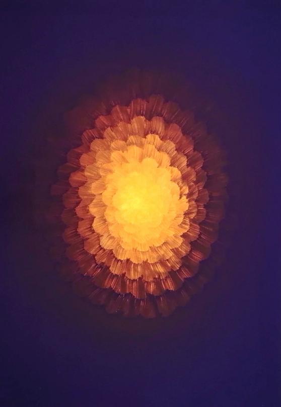 The Unfolding Dawn Oli s/ tela 81x116cm