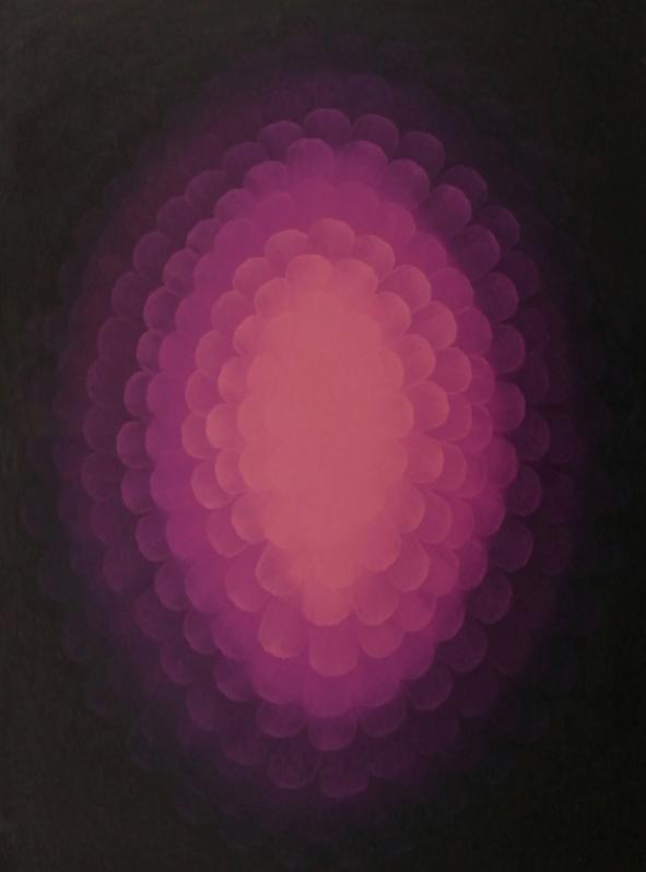 Transcendental Object Oli s/ tela 162x216cm