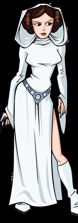 ANH Princess Leia V2