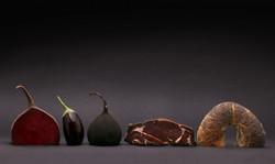 Brown Bagel Composition