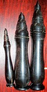 Stupa Horn Needle Case