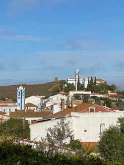 View of Messejana