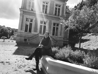 Chateau d'Orquevaux:  An Artist Residency