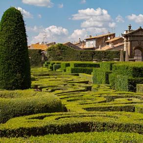 Villa Lante - The Art of the Garden