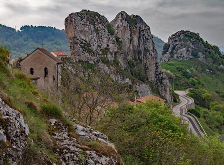 Pietrabbondante - Where the Scene is Stone