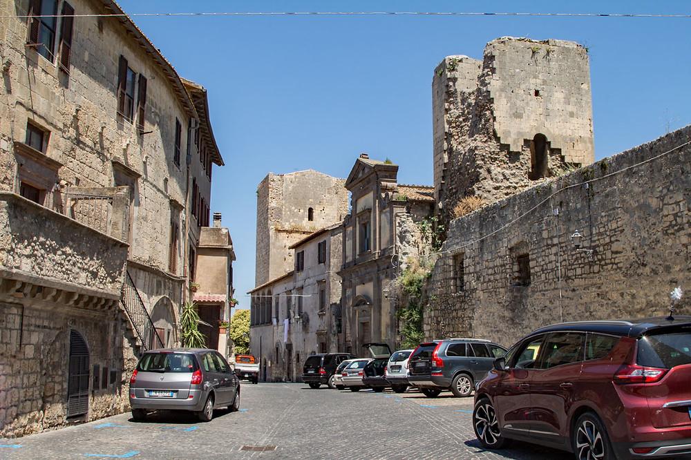 Via delle Torre Tarquinia Lazio
