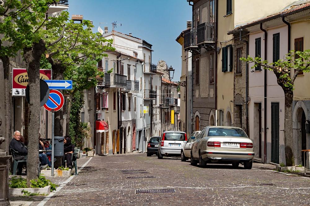 Corso Sannitico Pietrabbondante