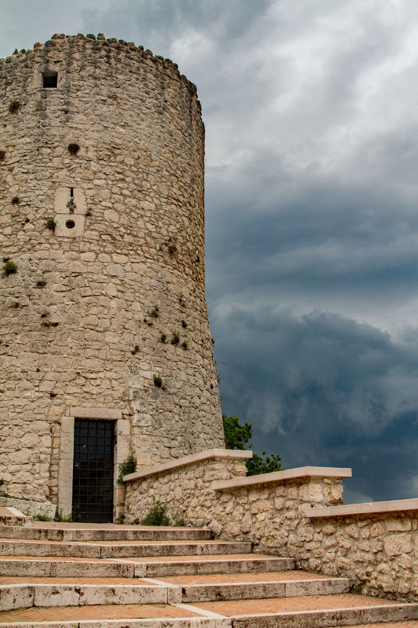 Tower Campobasso Castell Monforte