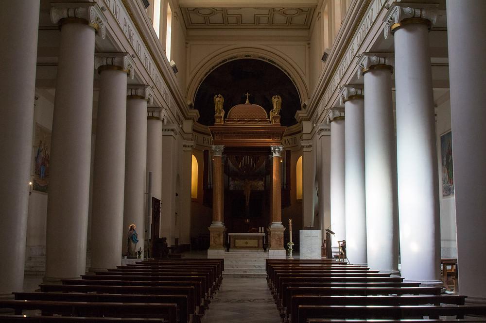 Cattedrale della Santissima Trinità Campobasso Molise