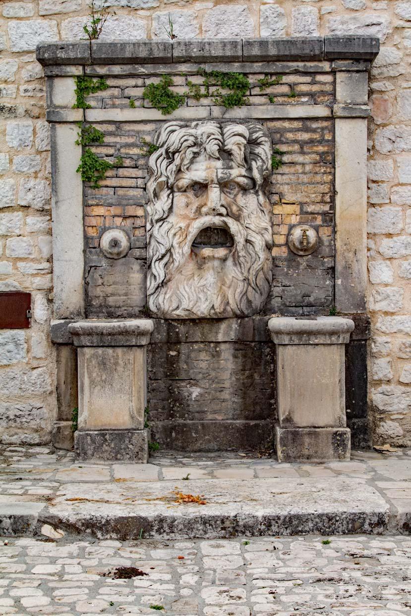 Fontana Sepino Molise