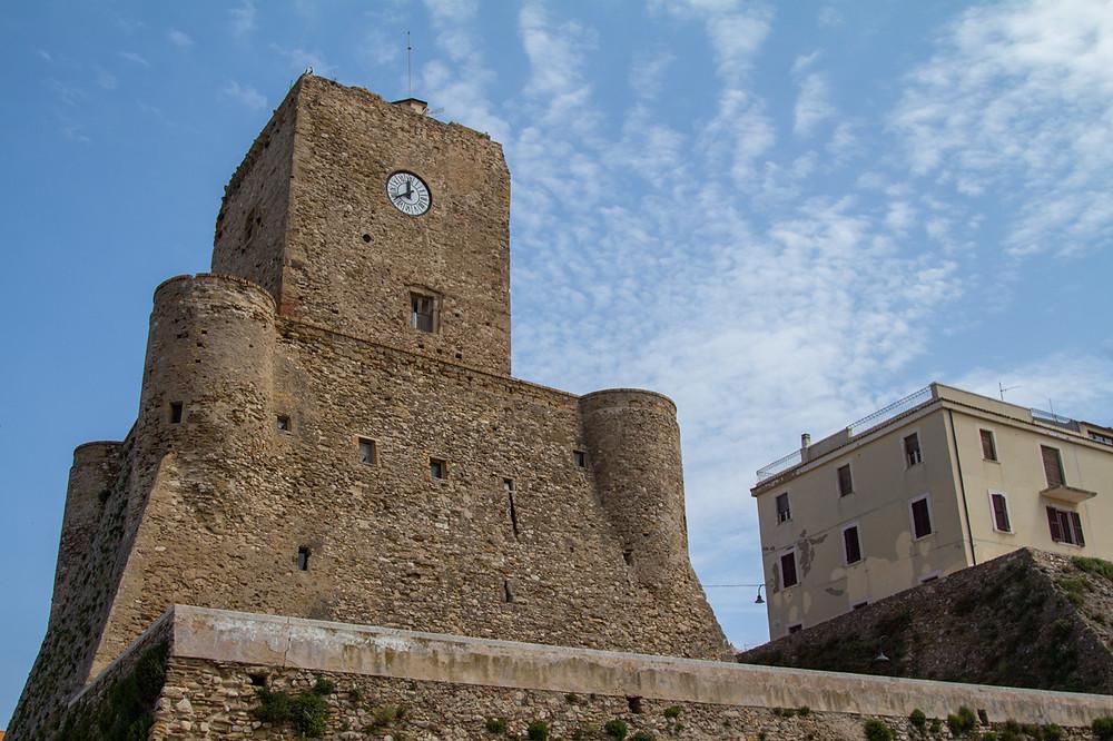 Castello Svevo Termoli Molise