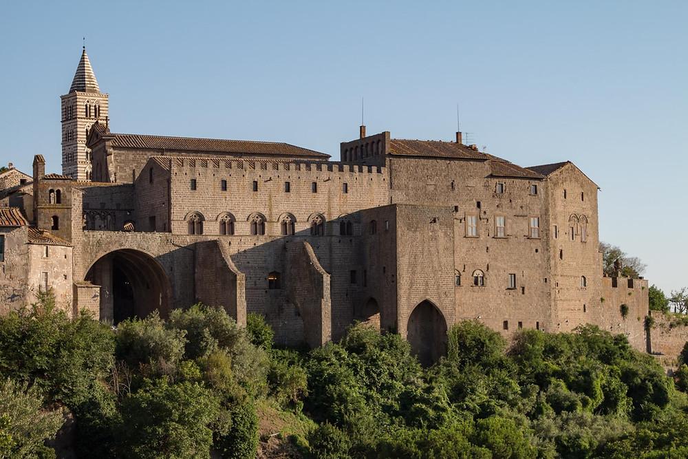 Palazzo dei Papi Viterbo Lazio