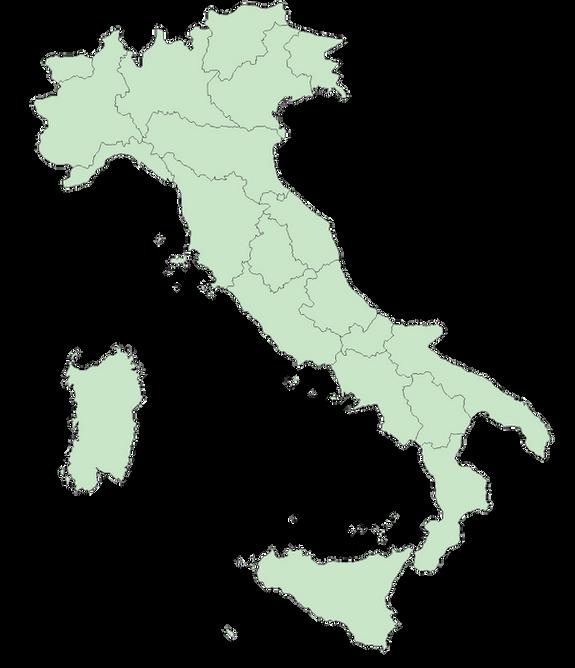 Italy 20 Regions