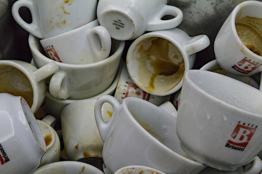 Coffee cups Molise Campobasso