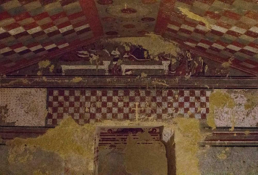 Bartoccini Tomb Tarquinia Lazio