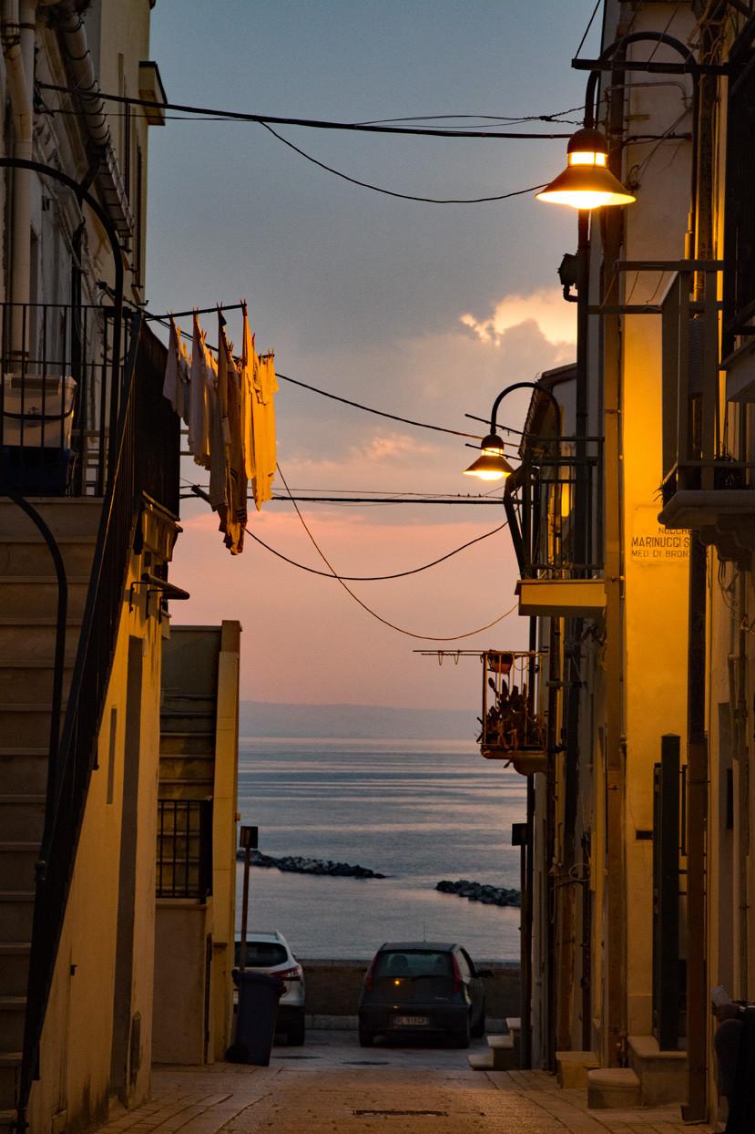 Termoli Adriatic Molise