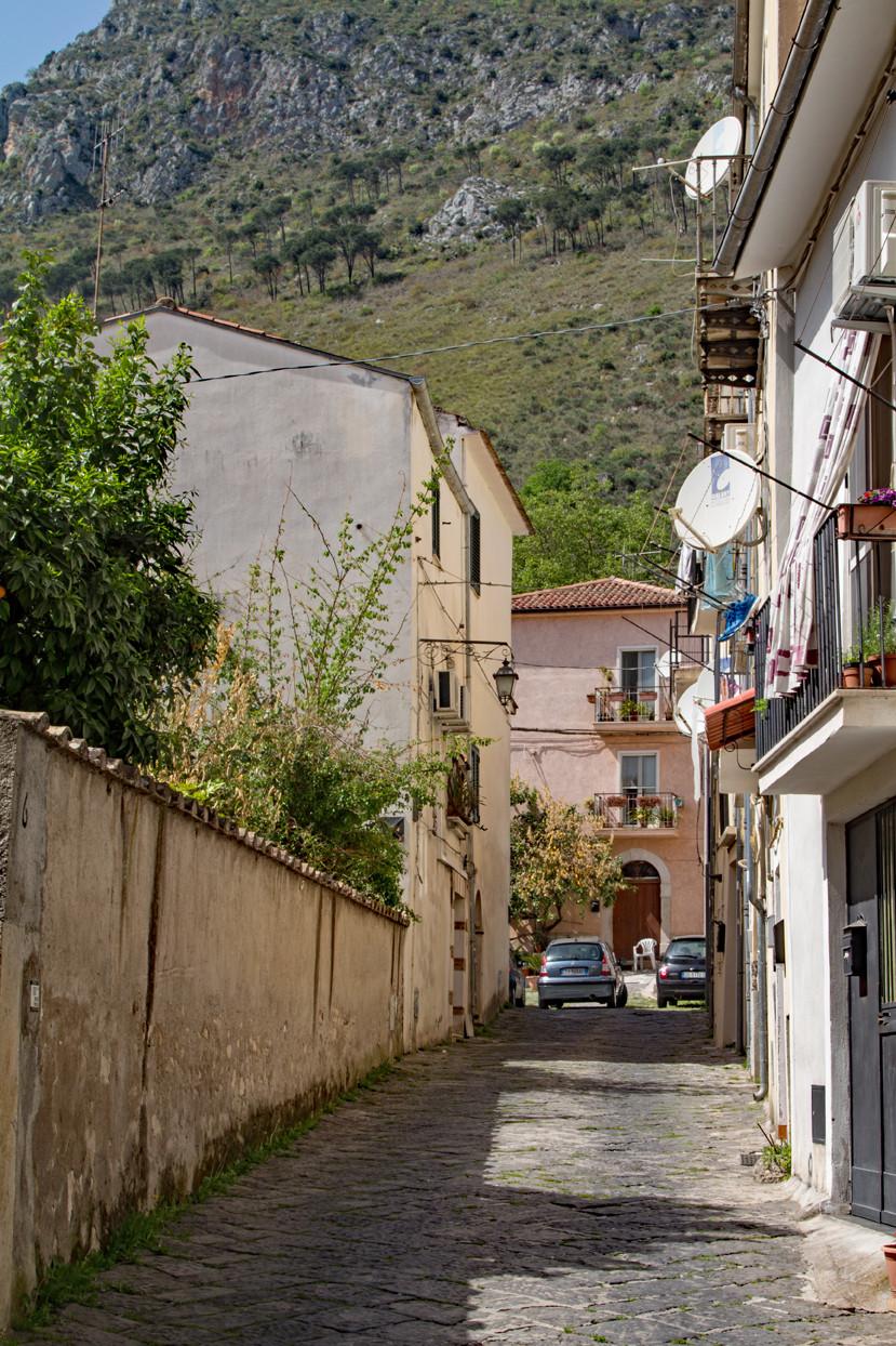 Street Venafro