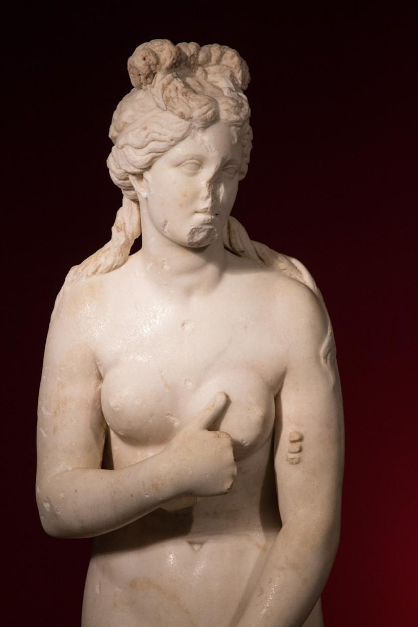 Venus Venafro Museo Archaeologico di Venafro