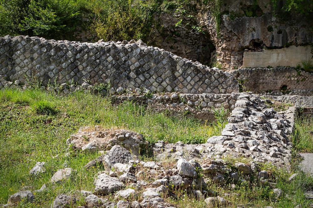 Roman Theatre Venafro Molise