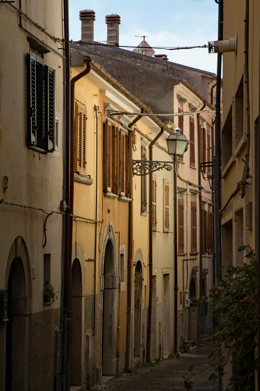 Venetian Quarter Agnone