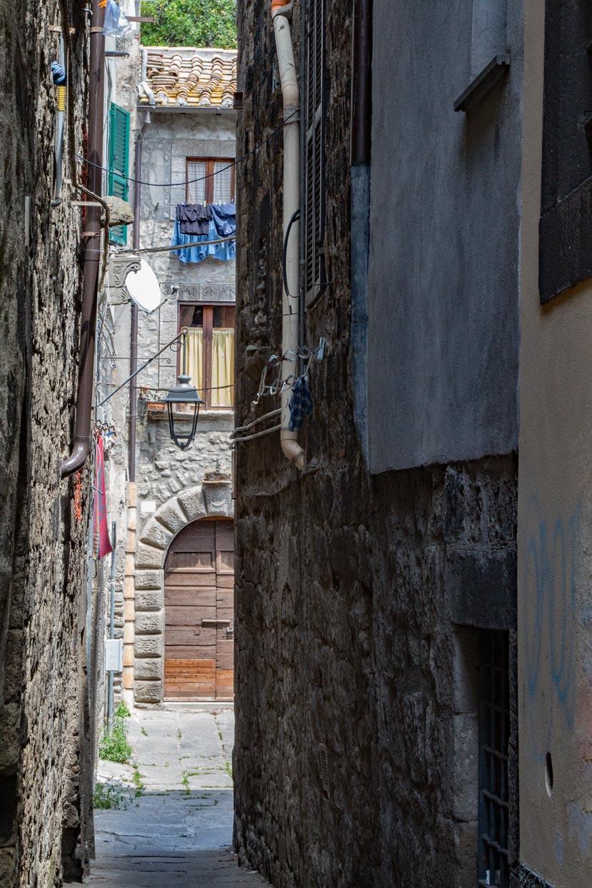 Alley Viterbo Lazio